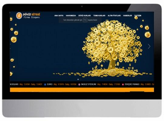 Döviz Web Sitesi