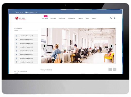 Elektronik Web Sitesi