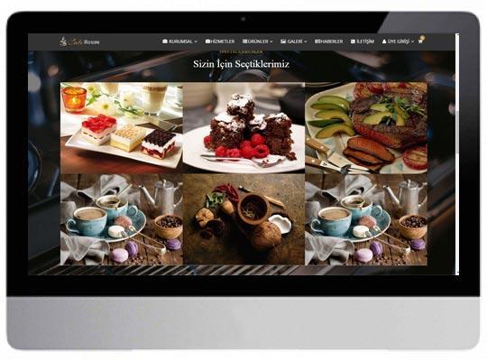 Restaurant E-ticaret Web Sitesi