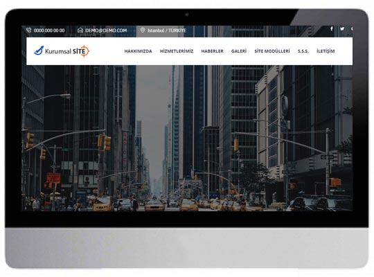 Kobi Web Sitesi