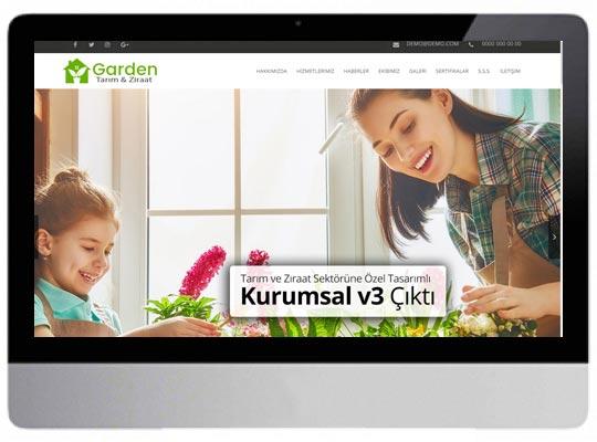 Tarım- Ziraat Web Sitesi