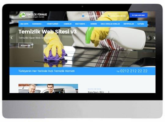 Temizlik Web Sitesi